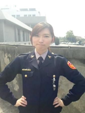 台灣警界林志玲羅惠君~好美