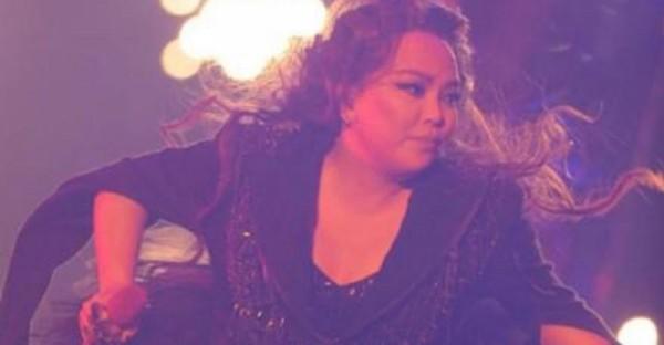 張惠妹大陸演唱會照片曝光!忽胖忽瘦原來是因為這樣的關係...難怪了!
