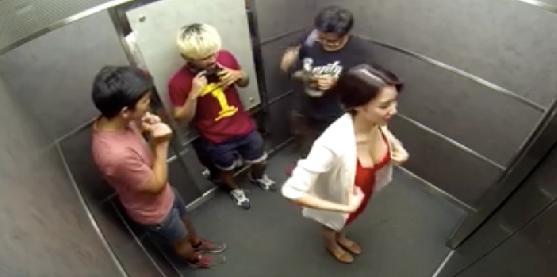 電梯裡為什麼要「放鏡子」90%的人都以為是要照的!沒想到竟然是「這種作用」!太驚人了...