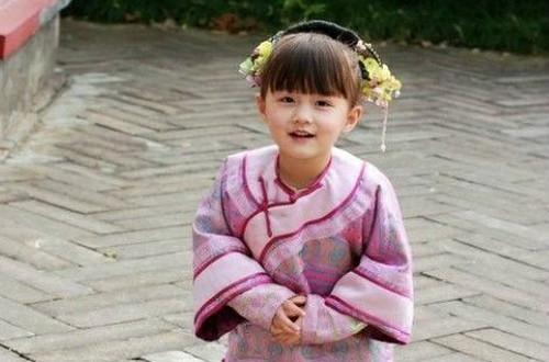3歲出演《甄嬛傳》的 溫宜公主 長大了!如今長成這樣了…小小年紀就散發仙女氣息!網友直呼:簡直就是女