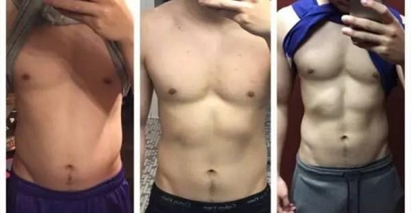 史上最強!網友分享『七週』肌爆腹肌,大神的七天菜單,跟著做體脂降10%!太強大啦!
