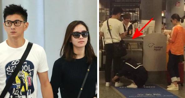 婚後的劉詩詩變了!被網友直擊,她竟然在機場對吳奇隆做『這樣』的事...照片一曝光,全部人都沸騰啦!