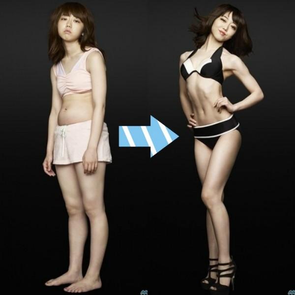 太強惹!2個月竟減15公斤!日本最新熱門瘦身法,看日本偶像團體 AKB48的峯岸南是怎麼辦到的...