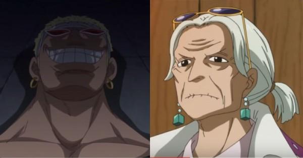 《海賊王》裡最精明的黑社會「多弗朗明哥」連大將藤虎都不怕,為什麼那麼怕阿鶴?甚至尊稱他為「女士」