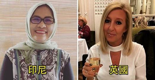 14位來自不同國家的「50歲女子」,有位超火辣讓大家看到「年紀真的只是數字」!