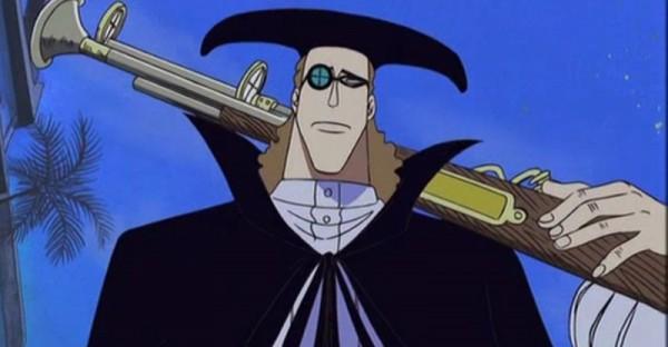 《海賊王》10大狙擊手!最強狙擊手竟然是「他」…這個人的實力連大將黃猿都怕!