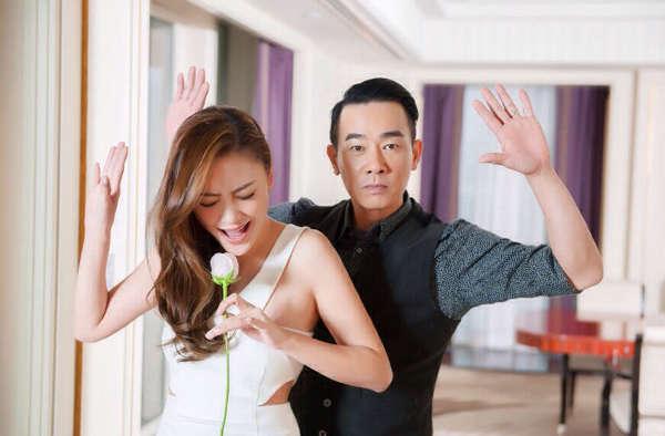 陳小春:【結婚六年,我每天起床都要看見我老婆】, 還有我兒子, 不然我會不開心的!