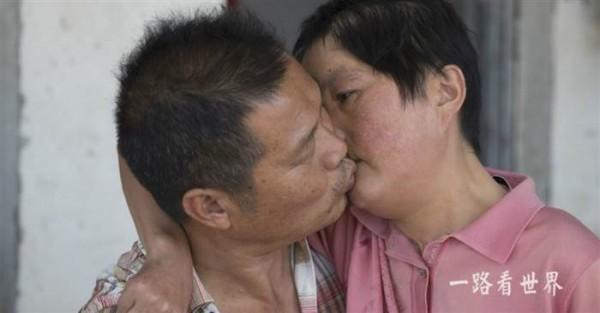 50歲浙江農村男人經常嘴對嘴親他老婆,知道真相後,所有人眼睛哭紅…