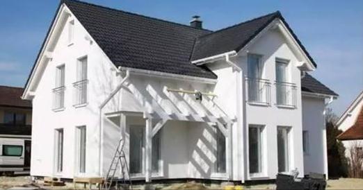 「紅磚水泥」早就過時了,學學德國技術這樣來蓋房,15天完工!鄰居都看呆了!