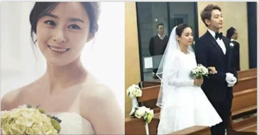 她是豪門千金、滿分學霸、零整容韓國第一美女,卻辦了一場37500元的婚禮!
