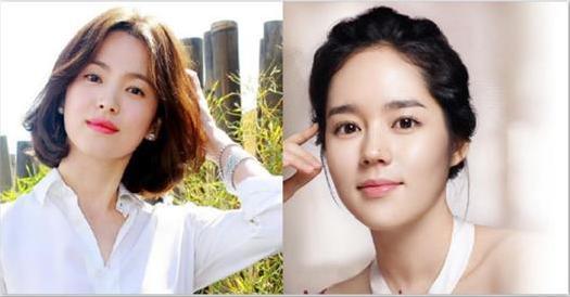 宋慧喬第九、全智賢只能排第二,韓國最美純天然女星....第一竟是「她」!