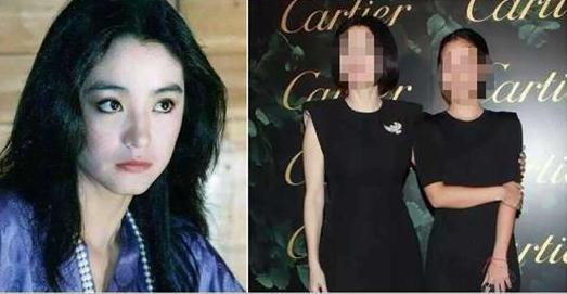 63歲的林青霞「與28歲女兒同台」,網友一看瞬間懂了...美與年齡無關!