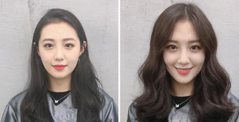 11張讓人決定「下次頭髮要去韓國剪」的神級對比照,換了個髮型比整形還有效!