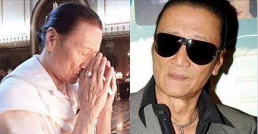 謝賢終於摘下了墨鏡,露出了真面貌!「幾十年的秘密瞬間暴露了」值得一看!