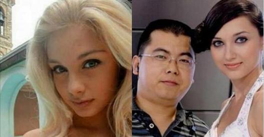 臺灣小夥帶著別人羡慕的目光 娶俄羅斯美女,婚後小夥坦言最難接受的是這個