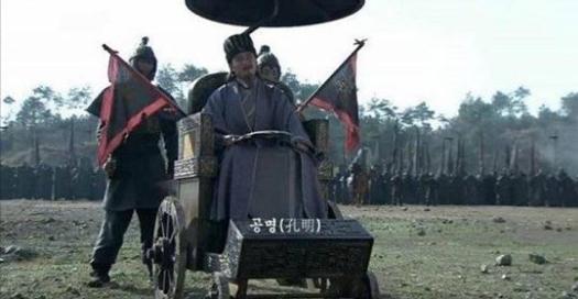 「諸葛亮」每次打仗都要「坐椅子」,並不是腿不好,實在是太聰明!