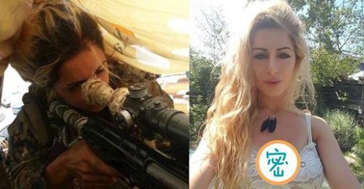 22歲女狙擊手獨自殺死100名ISIS,他們懸賞3000萬想抓她當性奴隸!沒想到她剛回國卻慘被...