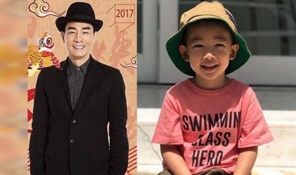 「火爆夫妻」陳小春應采兒,卻有個「乖巧高EQ的4歲兒Jasper」!其實,孩子就是父母的影子...
