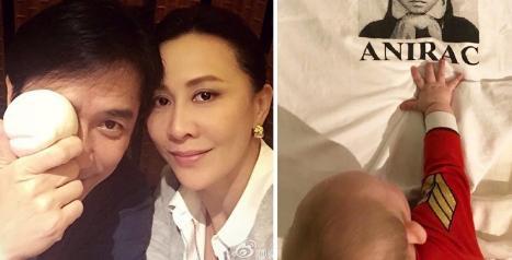 51歲劉嘉玲遭爆「懷孕2個月」!當年為梁朝偉「忍痛不生」的她...如今PO出「寶寶照」了!