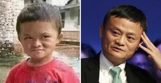 撞臉馬雲的9歲男童本來窮到快要餓死,引起馬雲注意後「瞬間變成富二代」日子過超爽